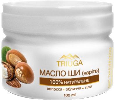 Масло ши для волосся, обличчя і тіла Triuga 100 мл (4820164640630)