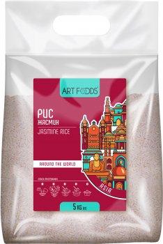 Рис Art Foods Жасмин 5 кг (4820191592629)