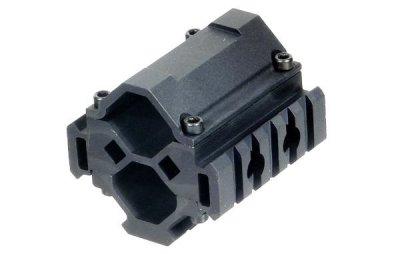 Кріплення подствольне UTG (Leapers) MNT-BR005XL 3 планки (2370.08.25)