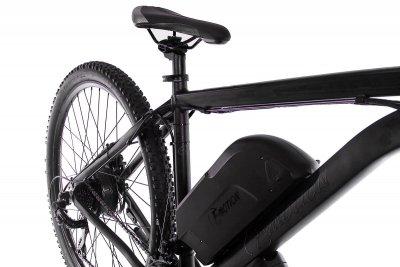 """Електровелосипед E-motion MTB 29"""" GT 36V 12Ah 500W / рама 19"""" чорний матовий (E29193612500-B)"""