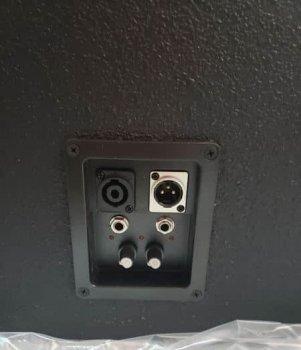 Комплект акустических систем BIG STEREO SET 2 2 15-700A активная + пассивная