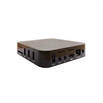 Медиаплеер HD TV Box приставка SMART TV T96X 1gb\8gb S905W (7447HZ)