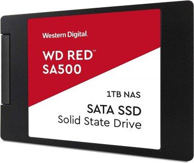 """Western Digital Red SA500 SSD 1TB 2.5"""" SATAIII (WDS100T1R0A)"""