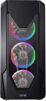 Корпус 1STPLAYER D5-R1 Color LED Black