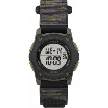 Детские часы Timex KIDS Digital Tx7c77500 зеленый