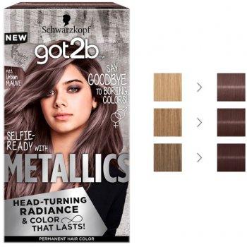 Крем-краска Got2b by Schwarzkopf Metallics 142.5 мл