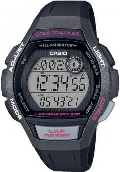 Жіночий годинник CASIO LWS-2000H-1AVEF