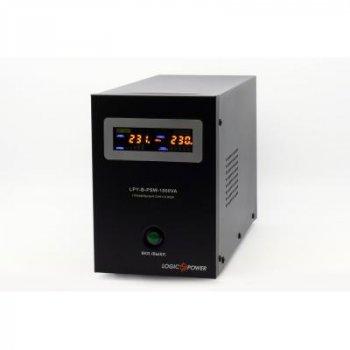 Джерело безперебійного живлення LogicPower LPY - B - PSW-1500VA+, 10А/15А, 24V (4130)