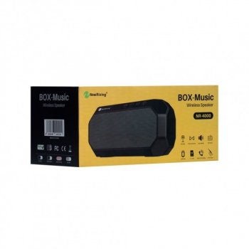 Bluetooth Speaker NewRixing NR-4000 Black