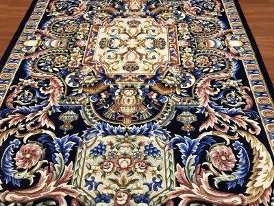 килим французького стилю з вовни, ручна стрижка з Китаю 200x300 (25448 LX1507 199 3000X2000)