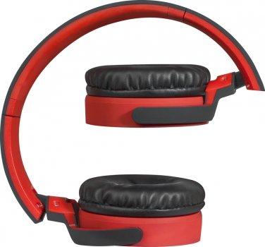 Навушники Defender FreeMotion B530 Bluetooth Black-Red (63530)