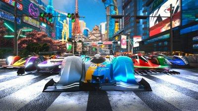 Xenon Racer (Switch, русская версия)