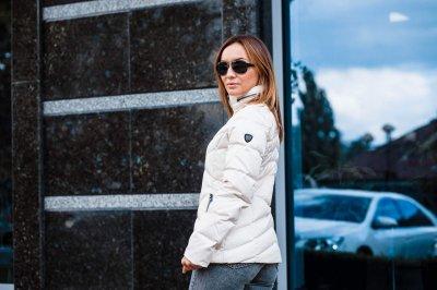 Куртка пуховик женский Emporio Armani 2020 (6GTB19 TN05Z 2)