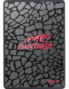 "Твердотільний диск SSD 2.5"" 120GB Apacer AS350 Panther TLC, SATA 6Gb\s, Sequential Read/Write 540/490 MB/sec 7mm (AP120GAS350-1)"