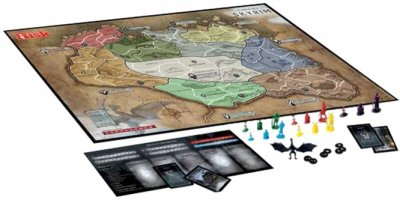 Настільна гра Winning Moves Risk Elder Scrolls (002219) (5036905002219)