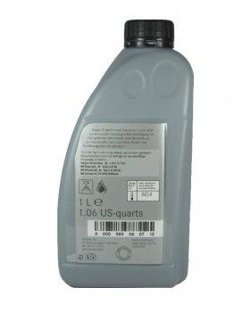 Тормозная жидкость Mercedes-benz Brake Fluid Plus DOT 4 A000989080713 1л