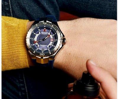 Чоловічий годинник SWISS MILITARY HANOWA 06 4327.04.003