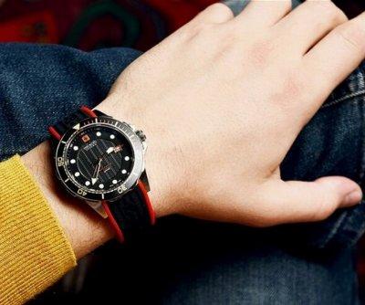 Чоловічий годинник SWISS MILITARY HANOWA 06 4315.55.007