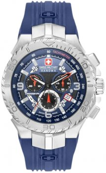 Чоловічий годинник SWISS MILITARY HANOWA 06 4329.04.003