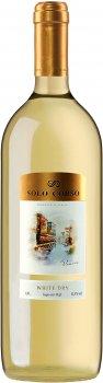 Вино Solo Corso Bianco VDT белое сухое 1.5 л 11.5% (8011510023634)