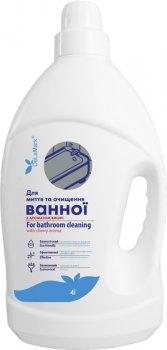 Універсальний засіб для миття ванної кімнати DeLaMark з ароматом вишні 4 л (4820152332028)