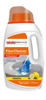 Універсальний засіб для миття підлоги PRO service Floor Cleaner 1.5 л (25484700)