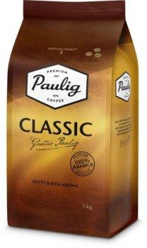 Кофе в зернах Paulig Classic 1кг