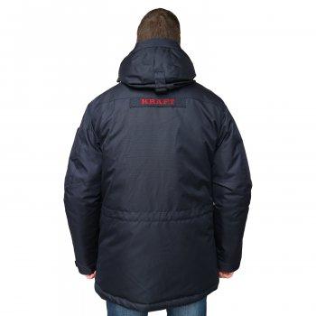 Мужская зимняя куртка Kraft Tactical 2.0 Синяя