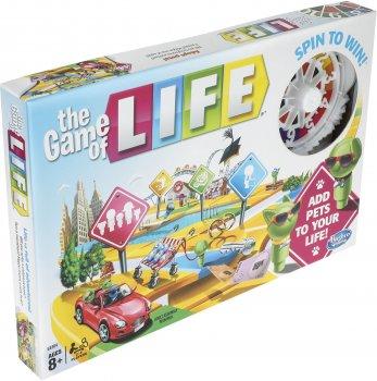 Настільна гра Hasbro Гра в життя (E4304)