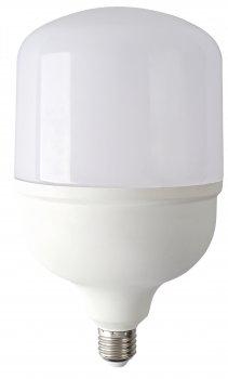 Светодиодная лампа ЕВРОСВЕТ 60 Вт 6400К (VIS-60-E40) (40897)