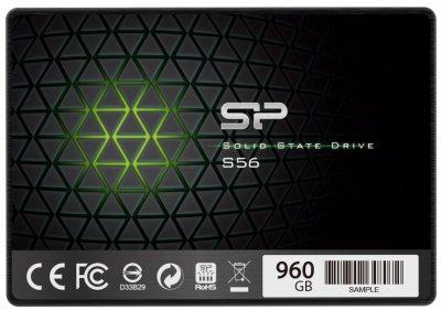 "Silicon Power S56 960GB 2.5"" SATAIII TLC (SP960GBSS3S56A25)"
