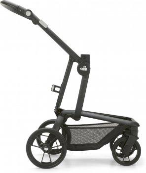 Универсальная коляска 3 в 1 CAM Taski Sport Черно-белое граффити (910/782)