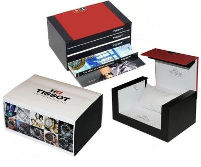 Чоловічі наручні годинники Tissot T033.410.26.011.01