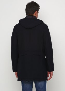 Пальто JOHANN POPKEN темно-синее (11-PA-1-03-Dblue)
