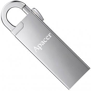 Apacer AH13A 32GB USB 2.0 Silver (AP32GAH13AS-1)