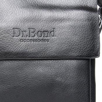 Сумка-планшет мужская DR. BOND PR-191205-32270 black
