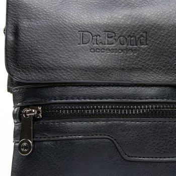 Сумка-планшет мужская DR. BOND PR-191008-32145 black