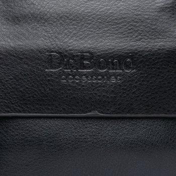 Сумка-планшет мужская DR. BOND PR-191008-32146 black