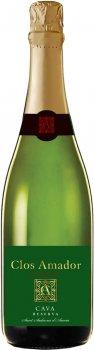 Вино игристое Cava Clos Amador Brut Nature Reserva 0.75 л 11.5% (8426998253754)