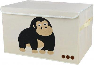 Короб складаний Handy Home Мавпа з кришкою 38x26x26 (CH13)