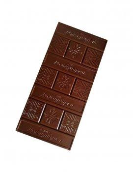 Шоколад горький Коммунарка с миндалем 100 г