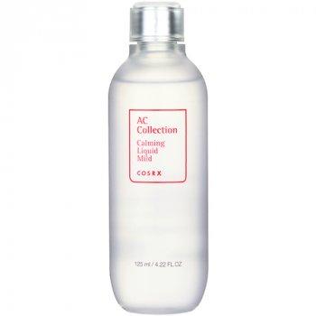 Лёгкий успокаивающий тонер для проблемной кожи COSRX AC Collection Calming Liquid Mild 125ml