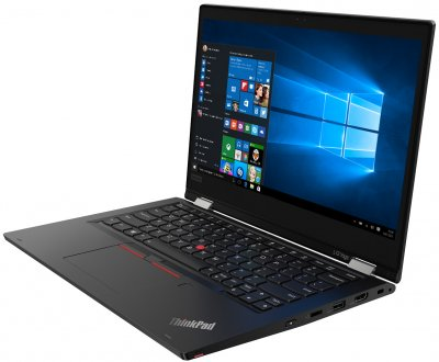 Ноутбук Lenovo ThinkPad L13 Yoga (20R50009RT) Black