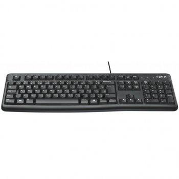 Клавіатура Logitech K120 Ru (920-002506)