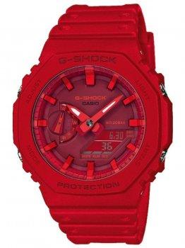 Годинник Casio GA-2100-4AER G-Shock 45mm 20ATM