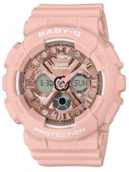 Годинник Casio BA-130-4AER Baby-G Damen 43mm 10ATM