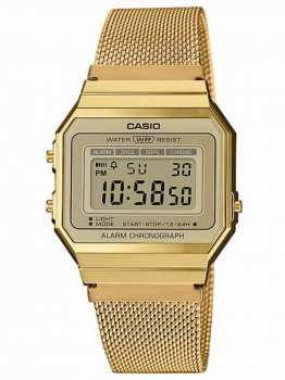 Годинник Casio A700WEMG-9AEF Classic Collection 33mm 3ATM