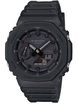 Годинник Casio GA-2100-1A1ER G-Shock 45mm 20ATM