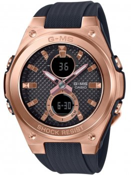 Годинник Casio MSG-C100G-1AER Baby-G Damen 40mm 10ATM