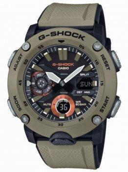 Годинник Casio GA-2000-5AER G-Shock 46mm 20ATM